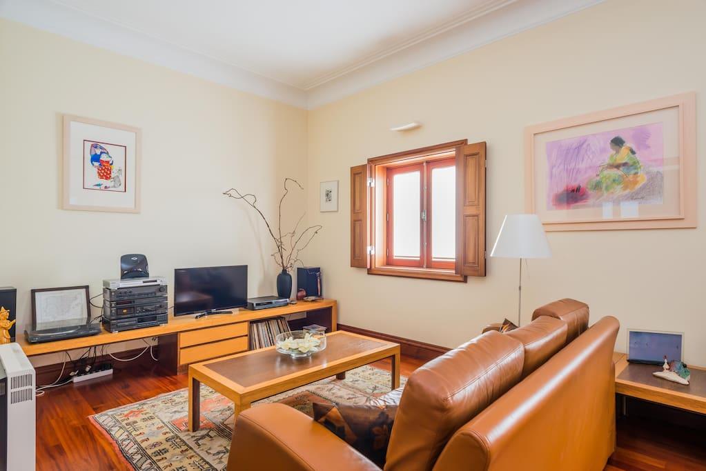 TV&Living room