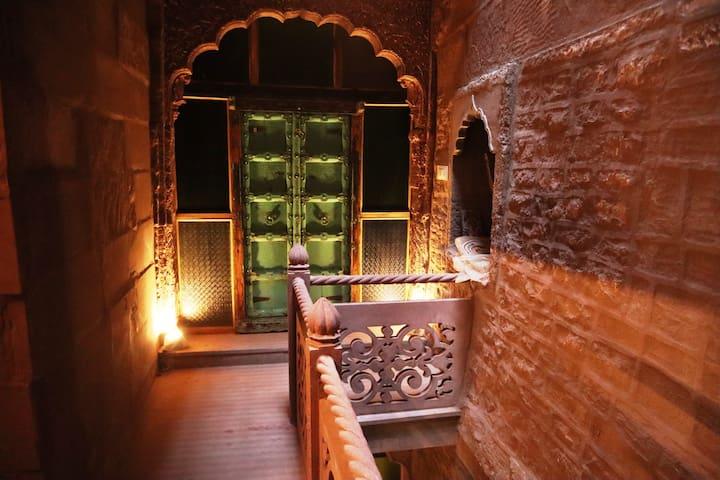 CASA DE JODHPUR - Maharani Sa Room
