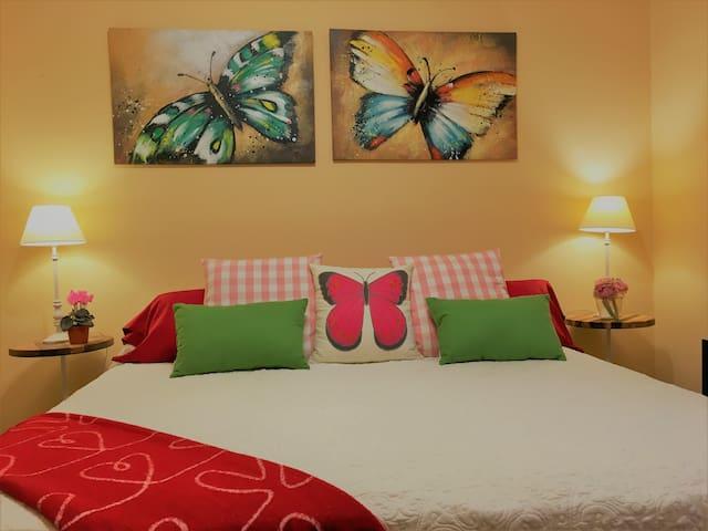 "Villa Strelitzia ""Couple"" - Ingenio - Casa de férias"
