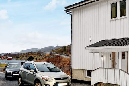 8 person holiday home in Revsnes