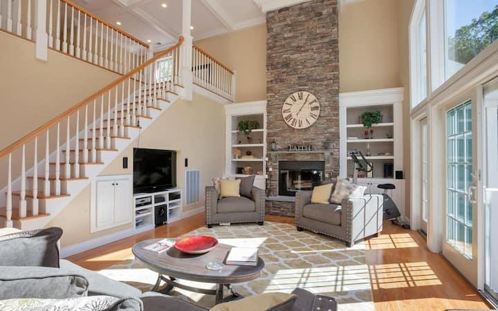 Elegant home in the Hudson Valley!