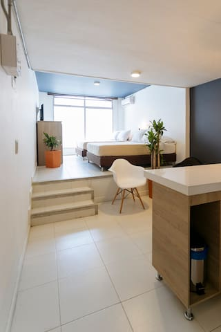 Cozy apartment lleras park 202