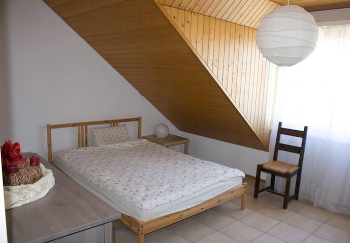 Chambre dans appartement à 500 m EPFL et Lac - Ecublens - Flat