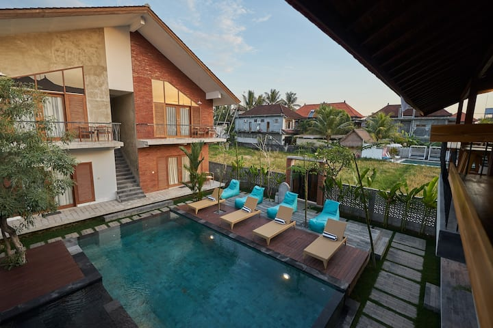 Beautiful Room Walking Distance to Ubud Market