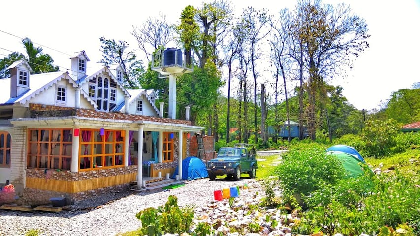 JSGS Home Stay (Jayanti Hills) (Dooars)