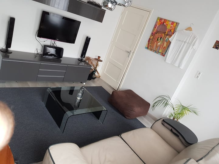 All-in furnished private apartment