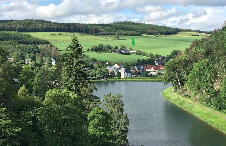 Ferienhaus Birkenhof Diemelsee ****