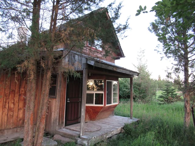 Rustic and Secluded Flathead/Glacier Cabin on 8 Ac
