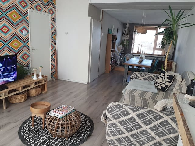 Super cozy appartment near The Hague and the beach