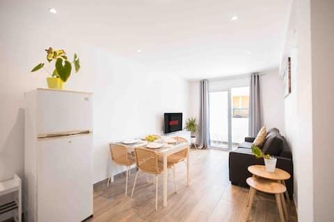 32 Mezzarine. Apartamento moderno perfectamente ubicado.