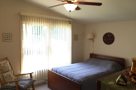 Ivy Cottage-Private Full Bed & Bath - Gordonsville