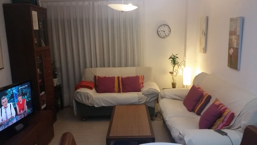 Bedroom close to UCAM university - La Ñora - Huoneisto