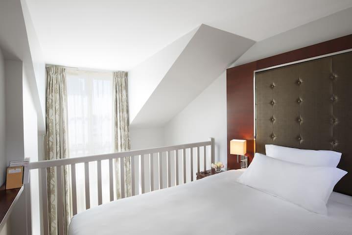 Relais Spa Val d'Europe****-Suite Exécutive Duplex
