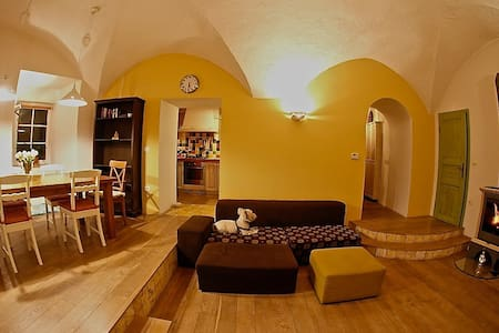 A Historic Old Town Apartment - Radovljica - Apartment - 2