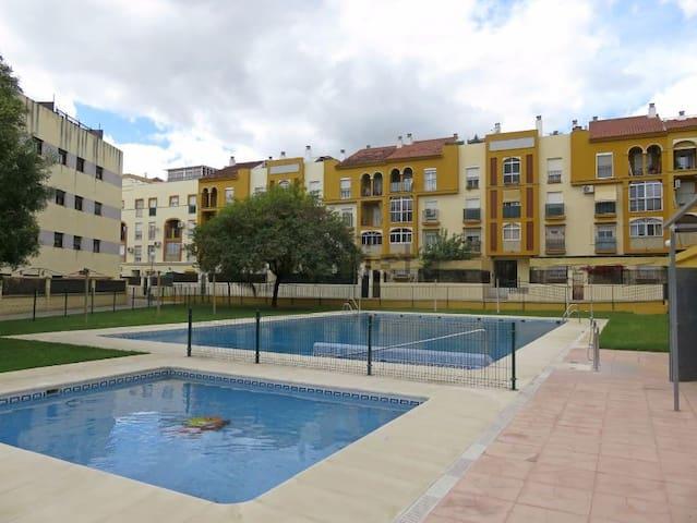 Habitación en Jerez de la Frontera - Jerez de la Frontera - Apartment