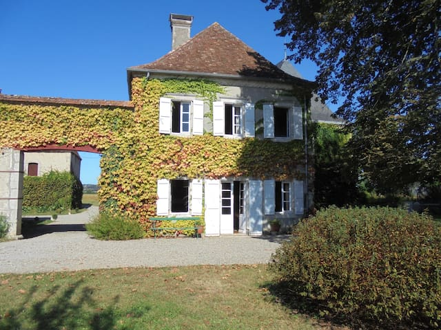 Maison de famille en Béarn