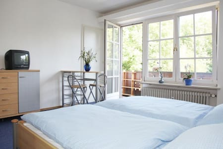 Holiday home between Isar and Loisach - Bad Heilbrunn - Apartment