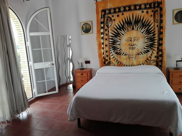 Habitacion a 10 minutos del metro - Mairena del Aljarafe - House