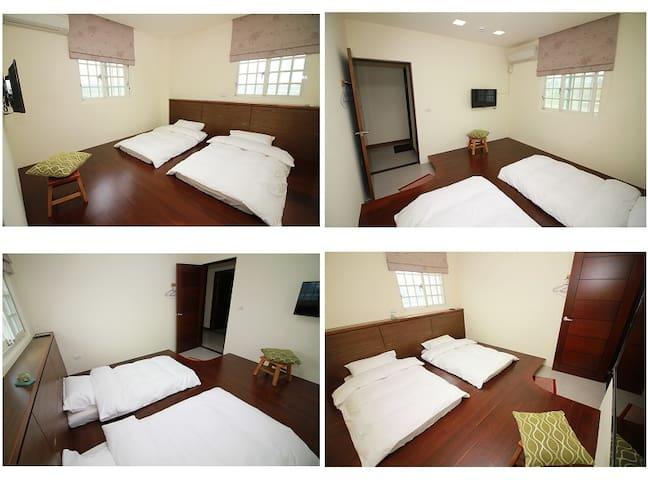 193樂奇民宿-2樓203雙人雅房 - Guangfu Township