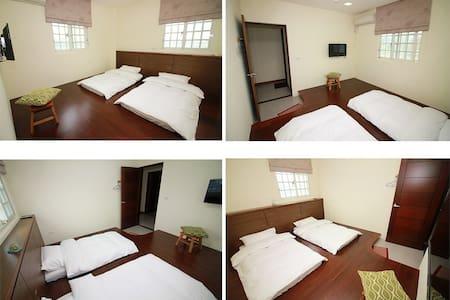 193樂奇民宿-2樓203雙人雅房 - Guangfu Township - Rumah Tamu