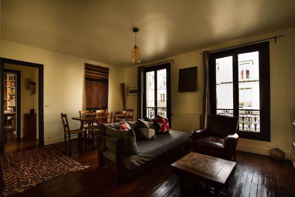 Living room  20m2