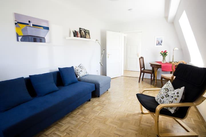 Moderne Ferienwohnung in der Würzburger Altstadt