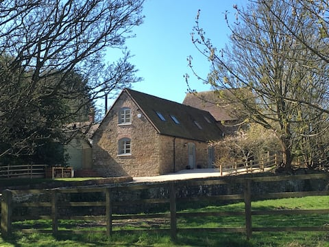The Stables - barn conversion in rural Shropshire