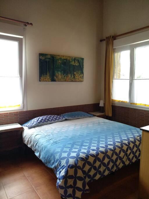 Nueva cama de 1,80 m