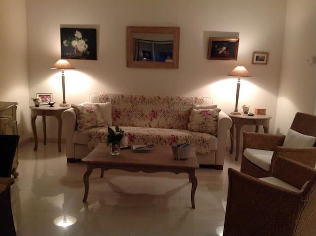 Charmant appartement 2 pièces Cannes Palm Beach - Cannes - Appartement