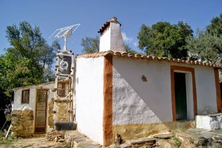 Low impact organic farm - Alegrete - House