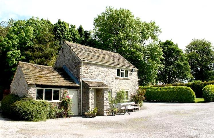 Brosterfield Cottage - Eyam - Hus