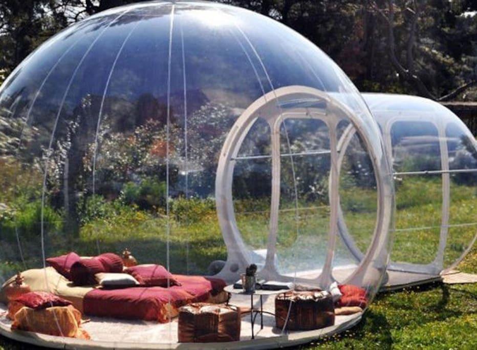 Le logement/ The bubble