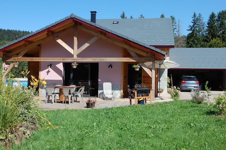 Chambres d'hôtes Massif Hautes-Vosges GERARDMER