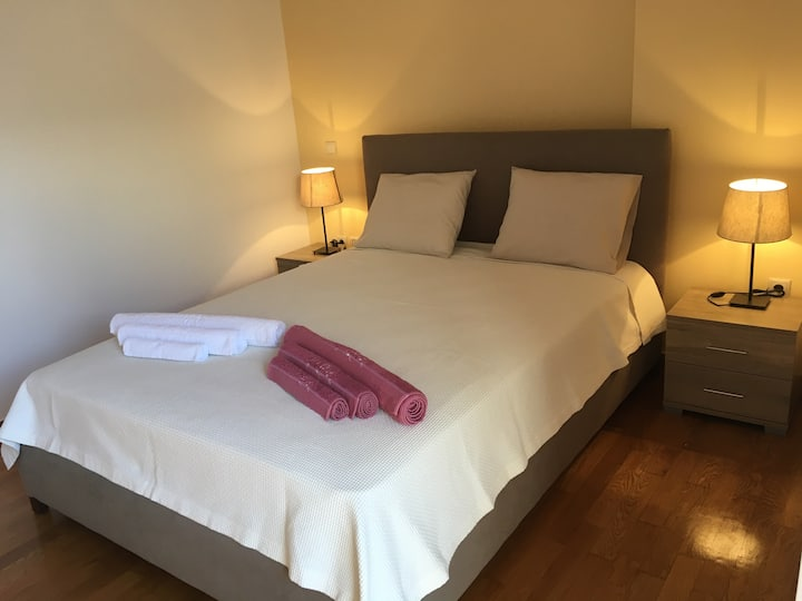Cozy flat in Nafpaktos