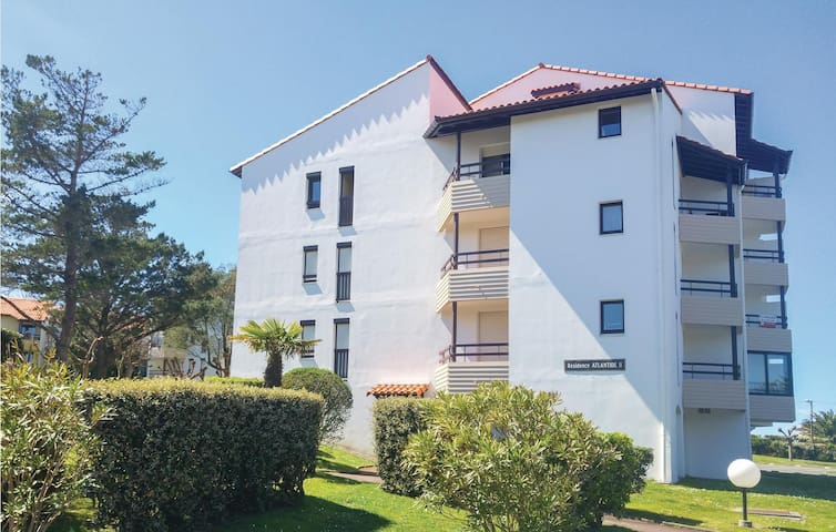 Holiday apartment with 1 bedroom on 38m² in Anglet