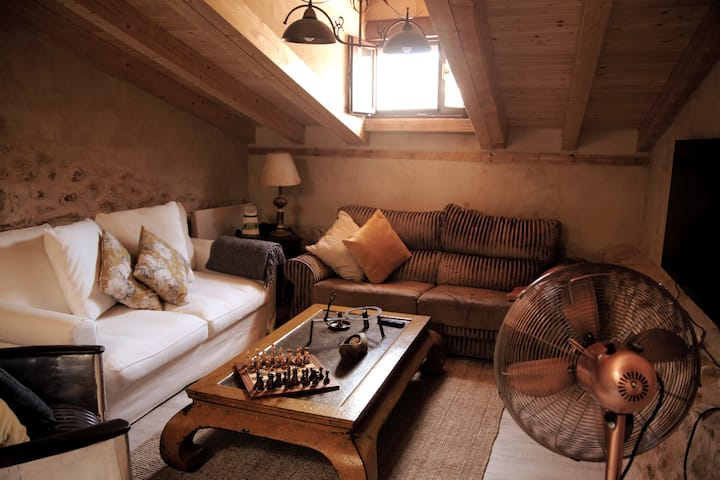 Wonderful and cozy traditional Segovian house