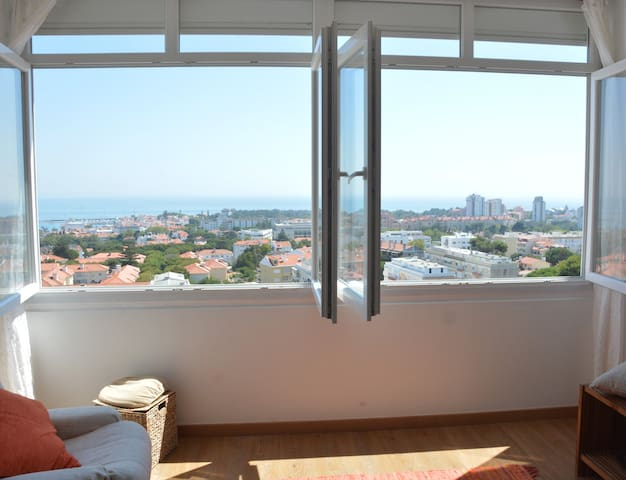 Best apartment with breathtaking view of Cascais - Cascais - Apartment