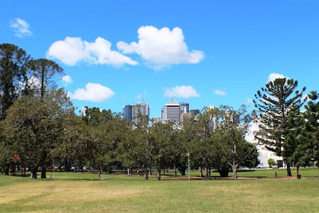 Cosy and affordable room to enjoy city life - South Brisbane - Appartement