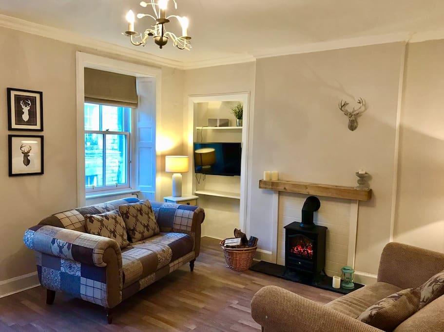 Edinburgh City Centre Apartment - Flats for Rent in ...