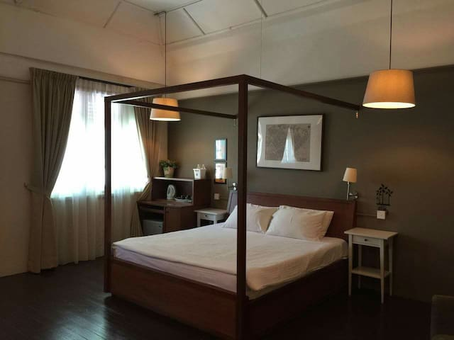 2-Bedroom Townhouse Entire Floor两房套房
