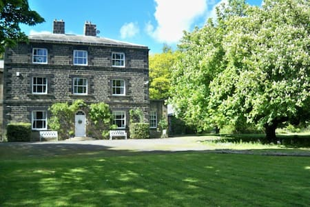 Georgian Country House Bed and Breakfast, 3 rooms - Seaton Burn