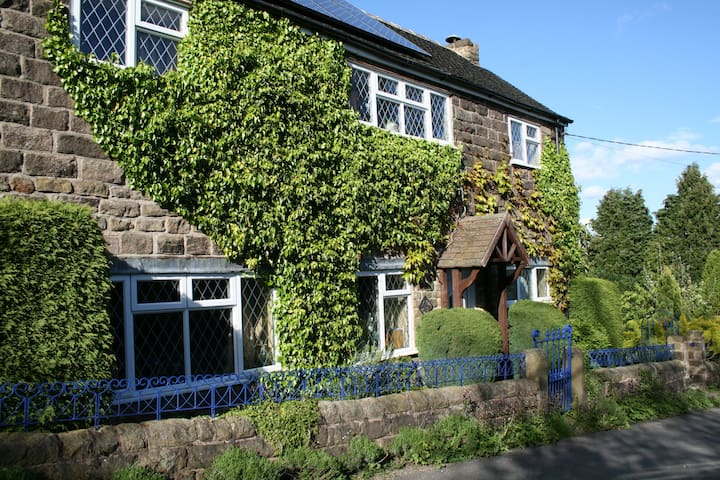 Cottage + view, sleeps up to 6 + real breakfast! - Derbyshire - Bed & Breakfast