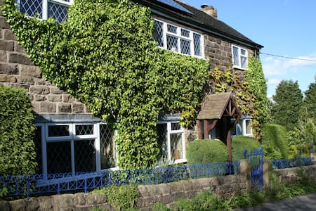 Cottage + view, sleeps up to 6 + real breakfast! - Derbyshire