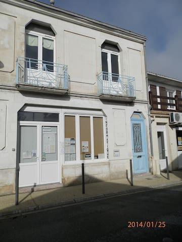 appartement t2 petit prix 300 metres de la plage - Le Verdon-sur-Mer - Apartment
