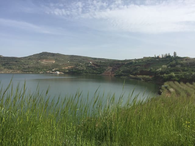 Wonderful near Ram lake & Hermon mountain - Mas'ada - Hus