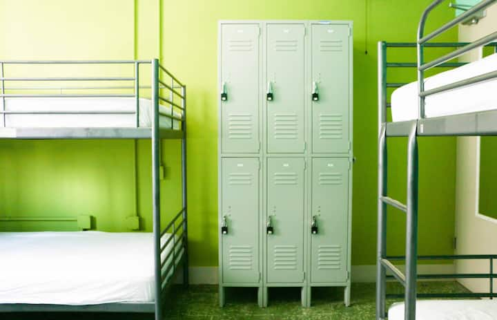 Conturce Hostel 8-Bed Shared Dorm
