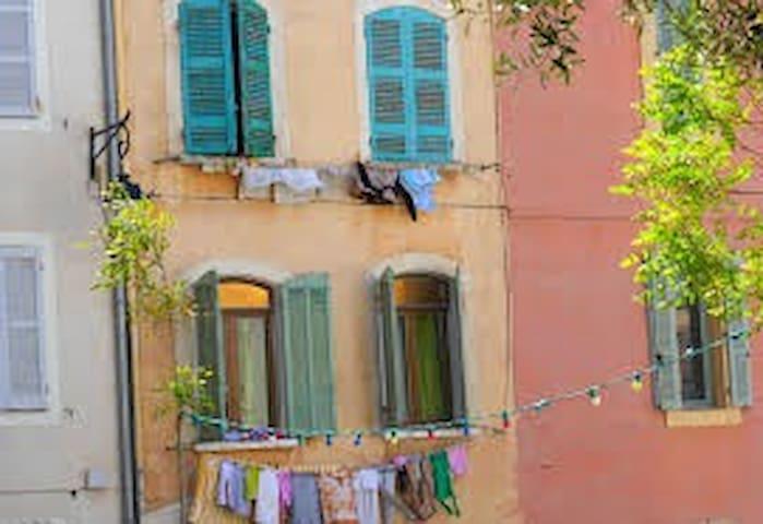 Chambre au coeur du panier - Marseille