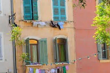 Chambre au coeur du panier - Marseille - Appartement