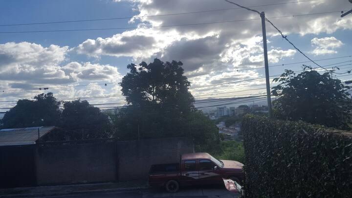 Tegucigalpa, Monte verde casa del angel