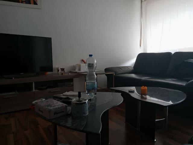 Centrale 2.5 Zimmer Wohnung, nähe Bahnhof